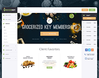 E-Commerce Groceries WebApp