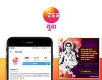 Zee Yuva - Marathi Bhasha Din campaign