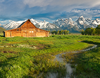 Wyoming National and State Parks
