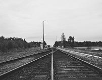 Mäntyluoto Railroad