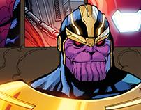 Thanos - Infinity War