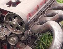 Engine - CGI