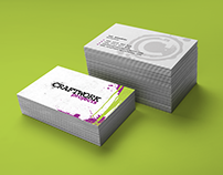 Craftwork Projects Business Cards