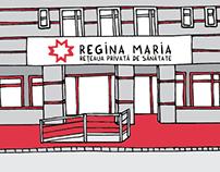 Campus medical REGINA MARIA Iasi