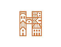 Hotel Convento do Salvador Brand Identity