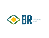 Logo BR Cursos Profissionalizantes