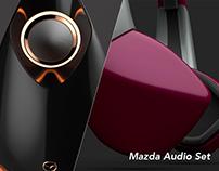 Mazda Audio Set (Mazda Think Tank Mexico 2017).