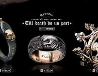 Skull jewelry - Tyvodar .com