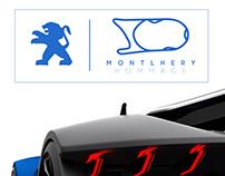 Peugeot Montlhéry Hommage R.MANCAUX 2016