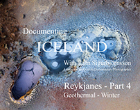 Documenting Iceland │ Geyser Mud Pools │Reykjanes