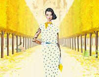 Tuileries Femme