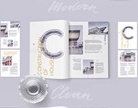 Real Estate Brochure Template — Queenliness