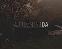 Autumn In Ida Mountain