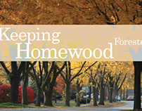 Keeping Homewood Forested Brochure