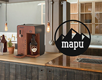 MAPU | Aclimatador y dispenser de cerveza artesanal