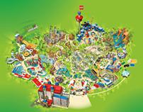 Legoland Malaysia Park Map
