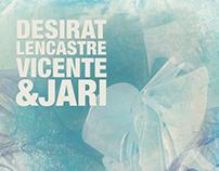 Desirat, Lencastre, Vicente & Jari   Recording Project