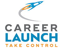 CareerLaunch Logo Redesign