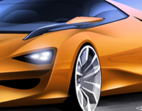 Ascari KZ Concept