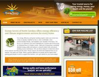 NC Energy Savers Website