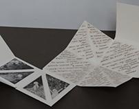 Artist's books - Book-object I