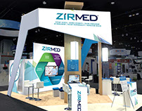 ZirMed - Tradeshow Display