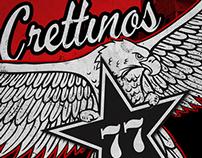 Flyer Crettinos en Zazen