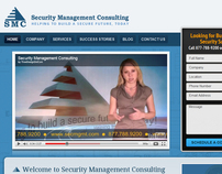 Security Management Consulting Website