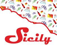 Sicily Bike Jersey