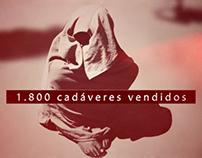 "Book Trailer - ""Holocausto Brasileiro"""