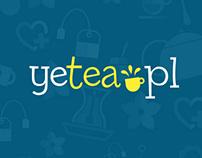 yetea.pl - wyszukiwarka smacznych herbat