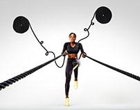 Nikeata Thompson for WOMEN'S HEALTH