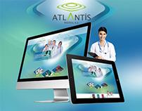 ATLANTIS MEDICAL WEBSITE