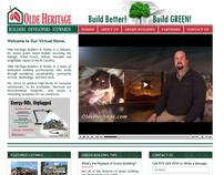 Olde Heritage Website