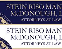 Stein Rison Mantel McDonough, LLP Logo Design