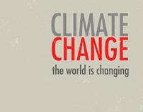 Afiche Cambio Climatico