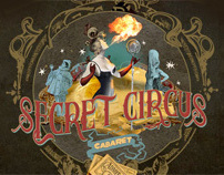 Secret Circus Website