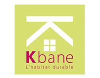 Identité graphique Kbane