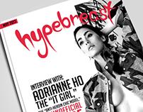 Hypebreast Magazine - Issue #1