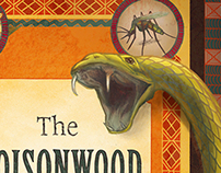 The Poisonwood Bible Book-cover