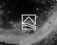 SURF BRANDING RED ROCK SURF ACADEMY