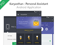 Karyasthan : Personal Assistant Android App