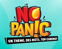 No Panic Table Game