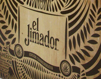 TEQUILA JIMADOR // Pack design 2010