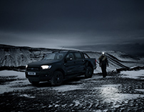 Ford Ranger Black: 100 Days of Dark