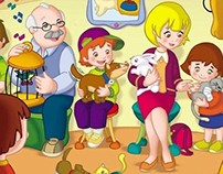 Ilustración Libro Ki Kids © Essential Minds S.L.