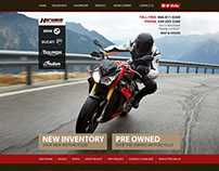 Motorcycle Dealer Sites