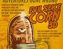 Evil Space Corn 3D