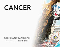 CANCER · Miss Catrina 13 Zodiac Signs Collection