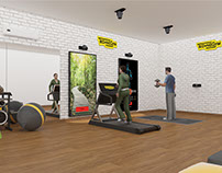 Techno Gym - Innovative design solutions.